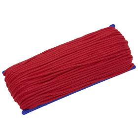 CAMPZ Tältlina 50m/3mm röd